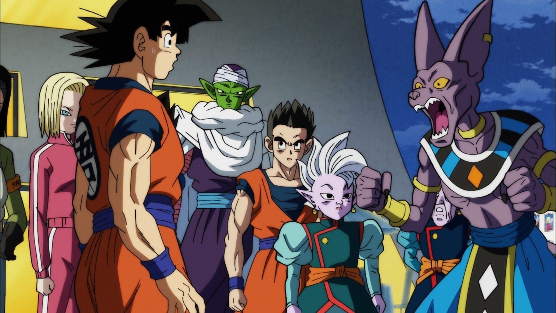 Watch Dragon Ball Super episode 96 English dubbed