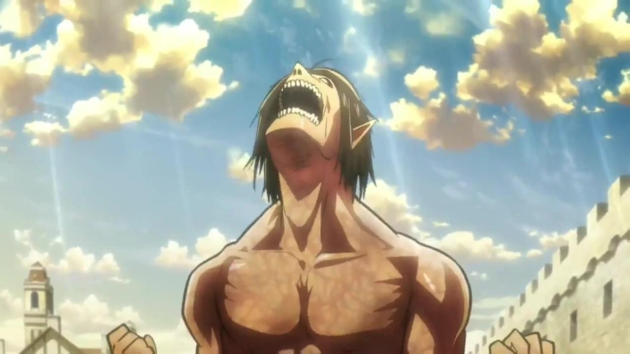 Attack on Titan Episode 8 English Dubbed - AnimeGT