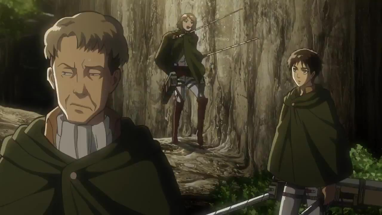 Attack on Titan Episode 20 English Dubbed - AnimeGT
