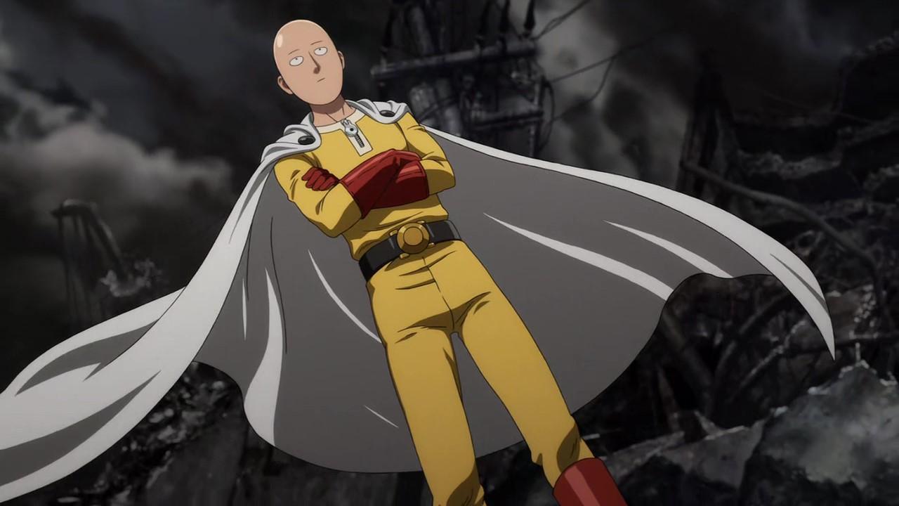 One Punch Man S1 Episode 1 English Dub - AnimeGT